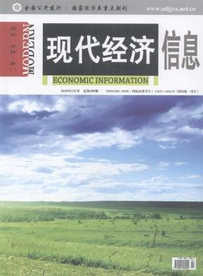 《现代经济信息》杂志荐稿启事
